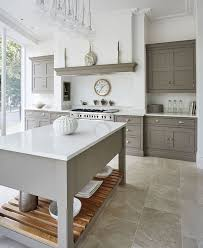 grey kitchen floor ideas floors here tom howley harrogate showroom kitchen