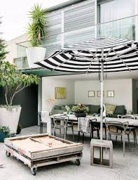 Striped Patio Chair Cushions by Patio Furniture Black And White Striped Cushions Outdoorarea