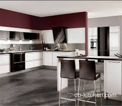 picking kitchen cabinet colors modern laminate high gloss white petg kitchen cabinet color