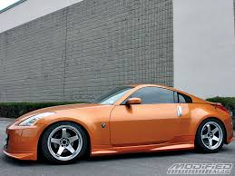 nismo nissan 350z 2005 nissan 350z modified magazine