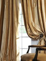 Yellow Faux Silk Curtains Beige Silk Curtains Beige Faux Silk Curtains Rabbitgirl Me
