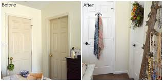 How To Paint An Interior Door Tips For Painting Interior Doors And Trim Create And Babble