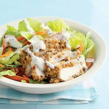 lighter ranch chicken salad