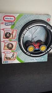 little tikes tire twister lights little tikes rc wheelz tyre twister with box instructions 10 00