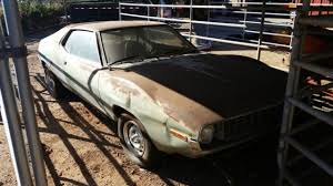 Muscle Car Barn Finds Muscle Car Barn Find Amc Javelin Sst 304 For Sale Photos
