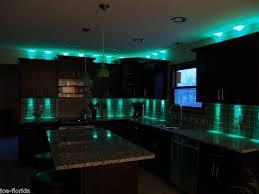 Under Counter Lighting For Kitchen Cabinets Led Under Cabinet Lighting Multicolor General Home Furniture