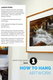 15 best how to hang artwork images on pinterest hang pictures
