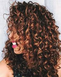 getting hair curled and color cachos lindos natural hair goals natural hair pinterest