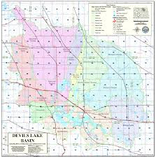 Boundary Waters Map Nd State Water Commission
