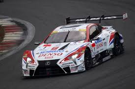 lexus lc500 reveal the lexus lc 500 is dominating japan u0027s super gt championship