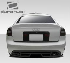 Audi A 6 2003 98 04 Audi A6 Ct R Duraflex Full Body Kit 109004