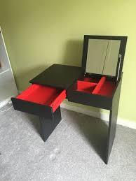 ikea brimnes dressing table brand new ikea brimnes dressing table black in wimbledon london