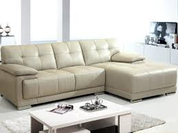 Leather Sectional Sleeper Sofa With Chaise Small Leather Sectional Sofa With Chaise Sectionals Grey Red
