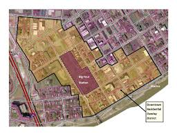 spring street plan u2013 goals and objectives city