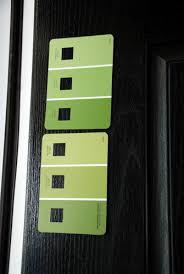 lively green door 2012 july