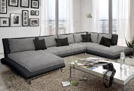 canapé panoramique tissu canapé panoramique tissu gris canapé idées de décoration de