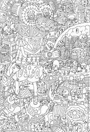 54 dessins de coloriage adulte à imprimer