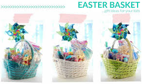 easter baskets for kids easter basket gift ideas for your kids homes