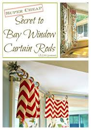 How To Hang Bay Window Curtains Best 25 Bay Window Curtains Ideas On Pinterest Bay Window