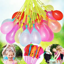 inflated balloons delivered outdoor water balloon amazing magic water balloons toys for kids