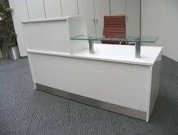 Small Reception Desk Ideas Uncategorized Reception Desk Ideas In Imposing Grey Carpet With