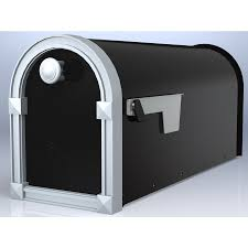 nickel mailbox wall mount shop mailboxes at lowes com