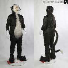 cat in the hat costume mike myers cat in the hat costume display tom spina