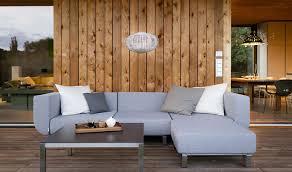 canape d exterieur design canapé d extérieur design 3 places haut de gamme lotos todus