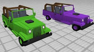 minecraft car pe jeeps vehicle mod for mcpe android apps on google play