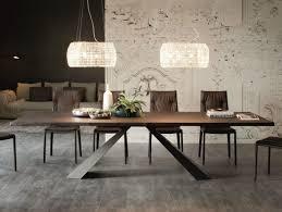 giorgio collection dining tables tavolo rettangolare in legno eliot wood by cattelan italia design