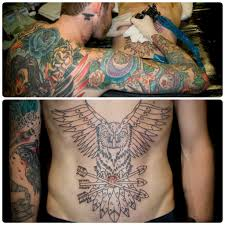 stomach tattoos the official tyga tyga dj sb trellyoung