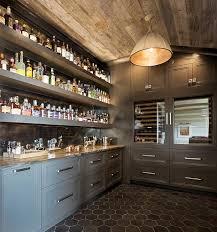 Floating Bar Cabinet Dark Gray Wet Bar Cabinets Design Ideas