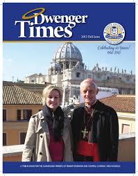 Krach Leadership Center Room Reservation Dwenger Times Fall 2013 By Bishop Dwenger Issuu