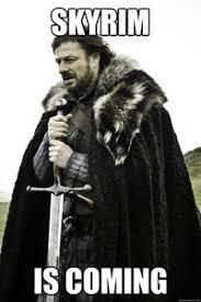 Winter Is Coming Meme - imminent ned brace yourselves winter is coming know your meme