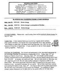 Resume For Manufacturing Saints Peter And Paul Ukrainian Catholic Church Ambridge Pa 07 24 16