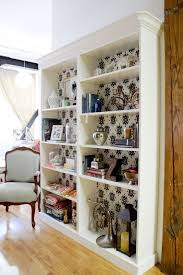 How To Make A Wood Shelving Unit by 25 Ikea Billy Hacks That Every Bookworm Would Love Hative