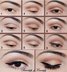 cat eye makeup step by step mugeek vidalondon