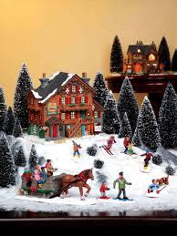 Christmas Village Sets Disney Christmas Village Sets Temasistemi Net