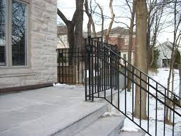 outdoor stair railing metals outdoor stair railing ideas