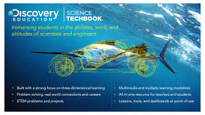 science techbook digital textbooks discovery education