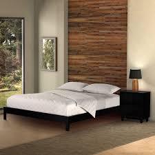 Platform Bed Twin Black Fashion Bed Group Murray Platform Bed Walmart Com