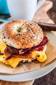 new york style bacon egg and cheese olivia u0027s cuisine