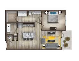 1 bedroom floor plan floor plans the henry at fritz farm