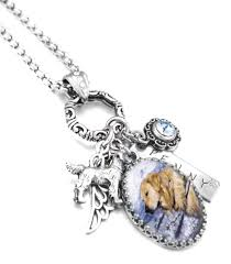 Personalized Remembrance Gifts Handmade Personalize Pet Memorial Necklace Pet Memorials Pet