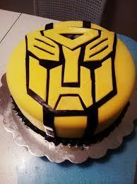 bumblebee cakes pastel transformers buscar con transformers