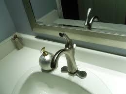 Delta Bathroom Faucet Installation Experience Installing Delta Faucet U0027s Addison Lavatory Faucet