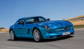 fastest mercedes amg official mercedes sls amg coupé electric drive gtspirit