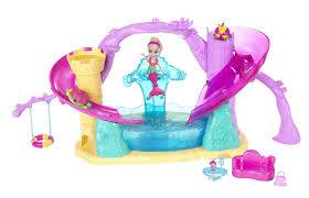 polly pocket race splash playset doll accessories amazon canada