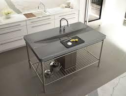 spüle küche edelstahl spüle für küche symbiose aus ästhetik und funktionalität