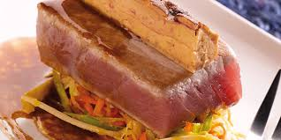 soja cuisine recettes minute de thon rossini beurre noisette et soja au gingembre
